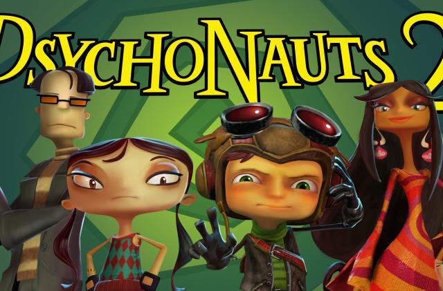 Double Fine is making 'Psychonauts 2' but it needs $3.3 million