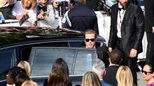 La folie Brad Pitt pendant le Festival de Cannes, en photos et vidéo