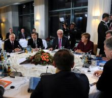 Four-way talks move ahead on Ukraine, scant progress on Syria