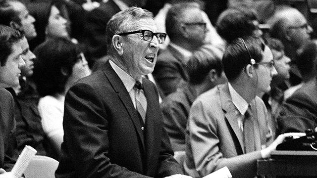 Memorable Moments: Top NCAA trash-talker is….John Wooden?