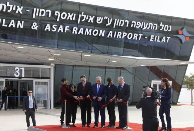 Israel inaugura novo aeroporto perto do Mar Vermelho