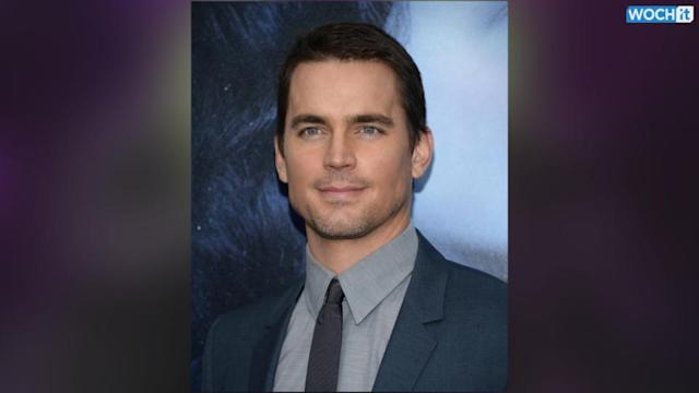 Matt Bomer Talks 'Magic Mike 2,' Remains Handsome While Attending 'Winter's Tale' Premiere