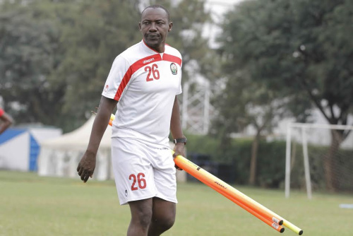 Kamau names U-20 squad for Cameroon friendly