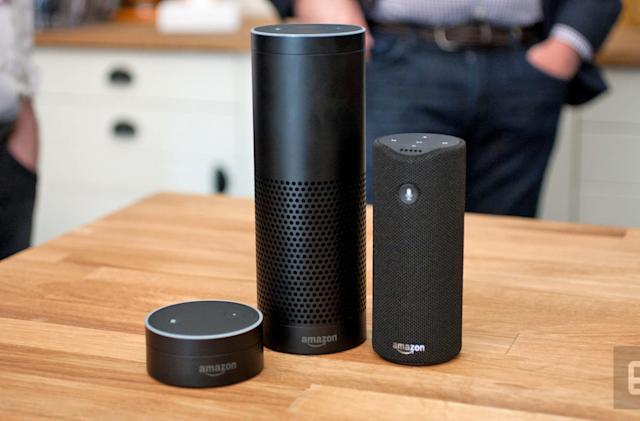 Alexa orders delivery from Pizza Hut on Amazon devices