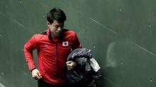 Kei Nishikori returns second positive Covid-19 test with US Open looming