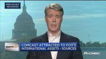 Fmr. FCC commissioner on media merger frenzy