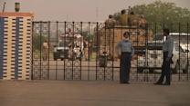 Gunman attack airport in Pakistan city