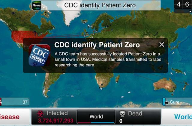 Save the world from a pandemic in the next 'Plague, Inc.' update