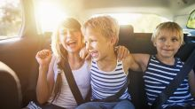 A third of parents are breaking the law when giving a lift to someone else's child