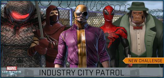 Marvel Heroes adds new game mode