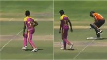Spirit of the game: Watch how Isuru Udana opts not to run out injured batsman in MSL