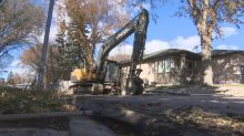South Regina residents fed up with water main work