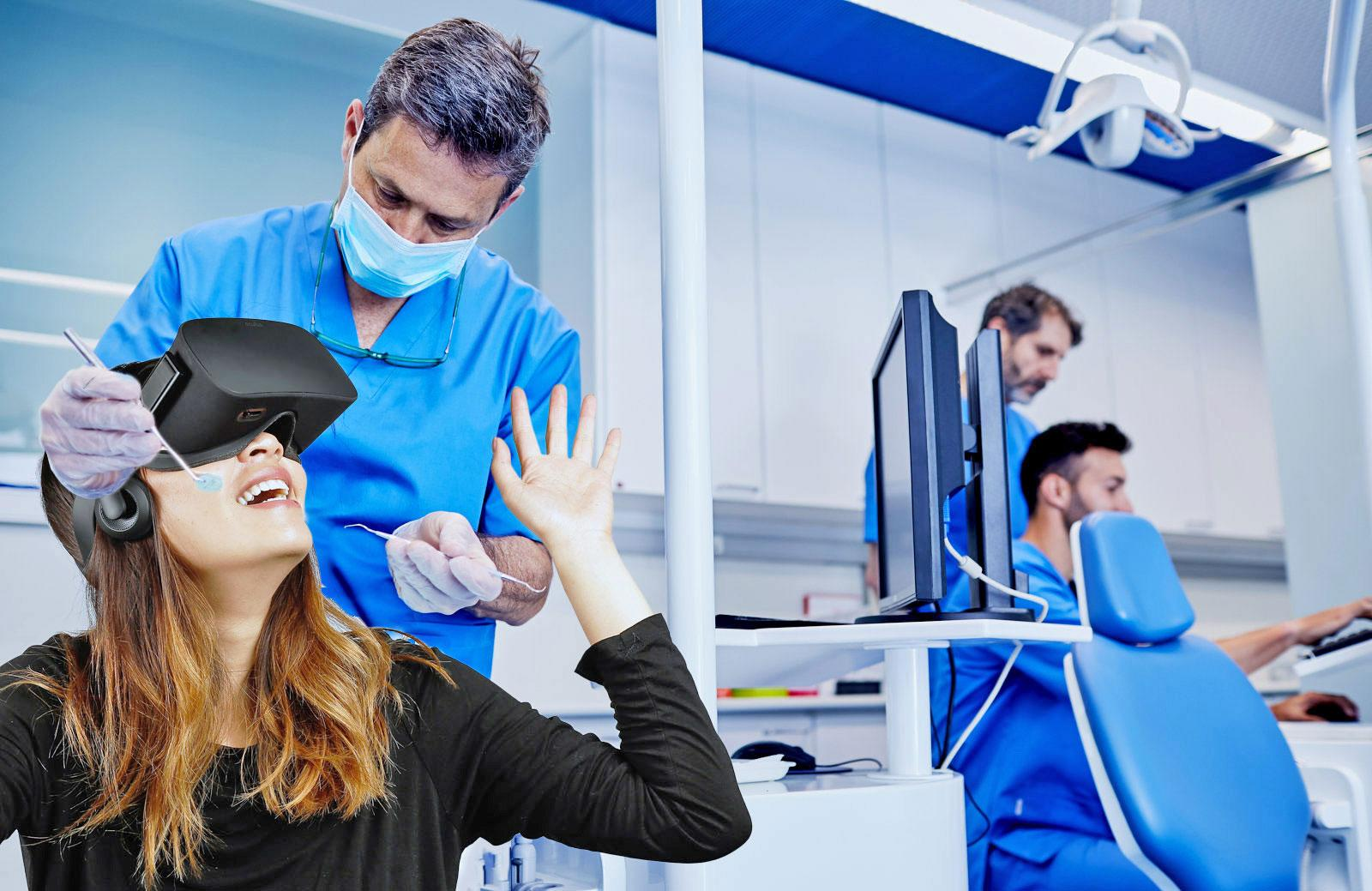 Researchers are using VR to make dentist visits less painful | Engadget