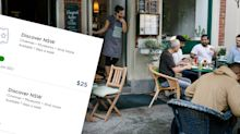 'Very disappointing': Confusion over Dine and Discover vouchers