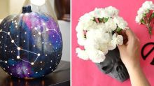 9 DIY Halloween Ideas Everyone on Pinterest Is Trying This Year