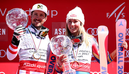 Ski alpin: So viel Preisgeld cashten Hirscher & Shiffrin
