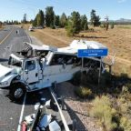 Bryce Canyon crash: Four tourists killed and dozens injured in Utah bus collision