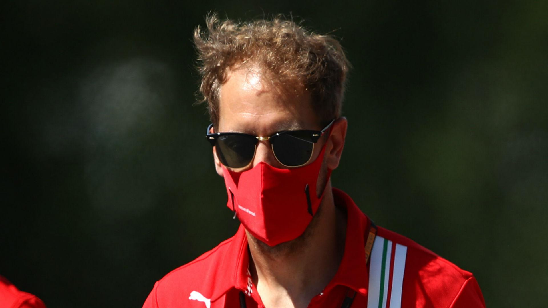 Departing Vettel says Ferrari offer was never on the table