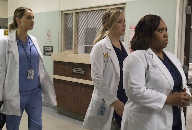 Grey's Anatomy Recap: Jailhouse Doc