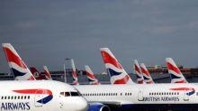 Las aerolíneas británicas cancelan vuelos por un nuevo temporal