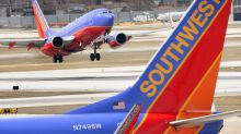 Southwest Airlines celebrates first all-female flight crew