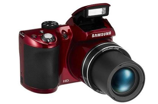 Samsung unveils 20-megapixel WB110 bridge camera with 26x optical zoom