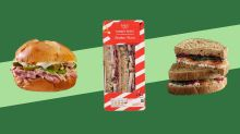 The Best (And Worst) Christmas Sandwiches On The High Street –Ranked