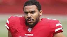 Jordan Reed: San Francisco 49ers tight end heads to injured reserve with knee sprain