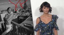 Nina Dobrev: Oben ohne in Paris