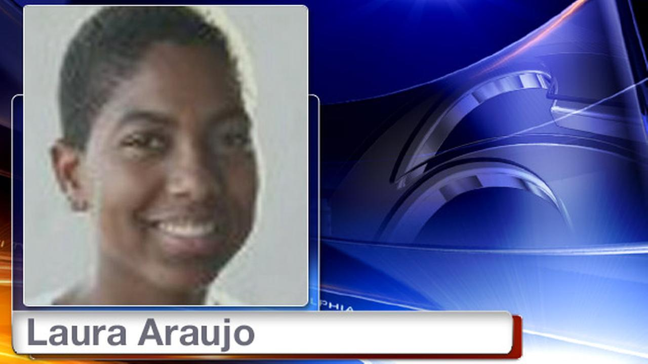 Person of interest in case of woman found in duffel bag