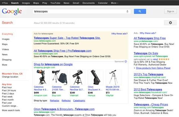 Google Shopping to change formats, charge merchants