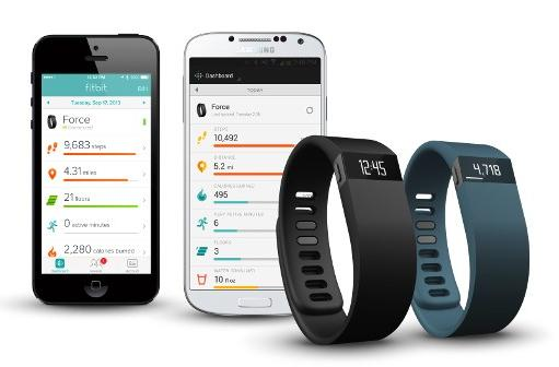 Fitbit Force fitness and sleep tracking watch officially announced, launching soon for $130