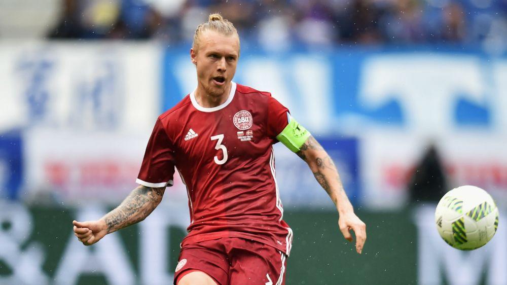 """Danemark, Kjaer : """"J'ai joué dans les meilleurs championnats du monde"""""""