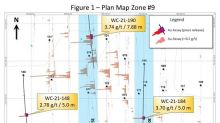 West Cache Gold Project Delivers Again for Galleon Gold