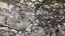 IS destroys iconic Mosul minaret as Iraqi forces advance