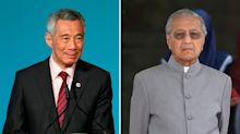 PM Lee Hsien Loong to meet Mahathir in Malaysia on Saturday