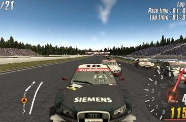 TOCA Race Driver 3 Challenge downloadable demo