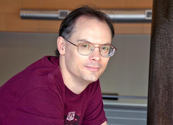 Epic Games co-founder Tim Sweeney.