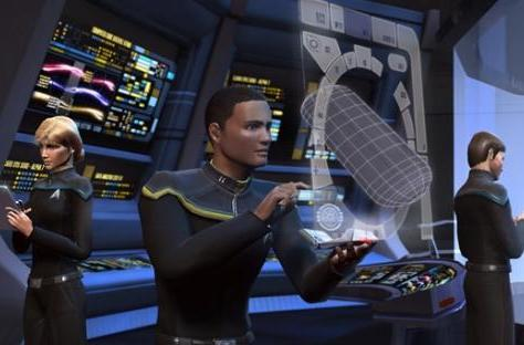 Star Trek Online Season 9.5 revamps crafting big-time
