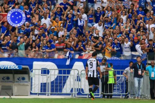 Fred é punido com quatro partidas e pode só voltar na final do Mineiro