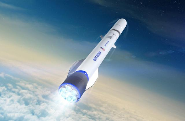 Blue Origin starts building the factory for New Glenn's engines