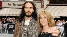 Russell Brand's Mom Suffers 'Numerous Life-Threatening Injuries' After 'Serious Road Accident'