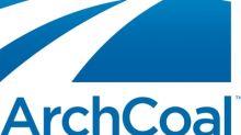 Arch Coal, Inc. Reports Third Quarter 2019 Results