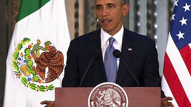 Obama: U.S.-Mexico partnership can't get