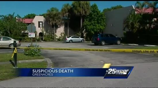 Mystery surrounds death investigation in Greenacres