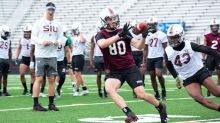FCS teams with early opener kicking off preseason camps