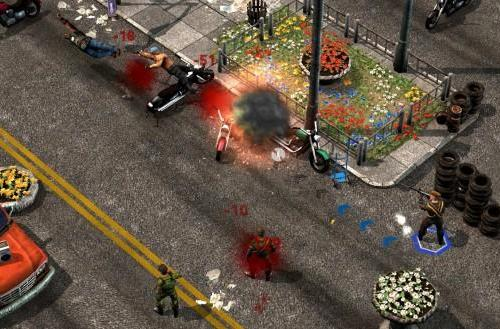 Jagged Alliance Online adds in PvP for testers