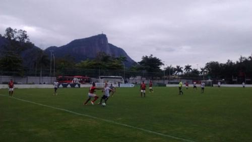 Copa do Brasil Sub-20: Flamengo vence o Figueirense e avança