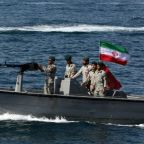 Iran Guards say they have seized a 'foreign tanker'