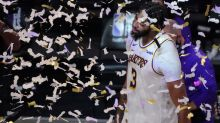 Agent: Anthony Davis inking 5-year deal to return to Lakers